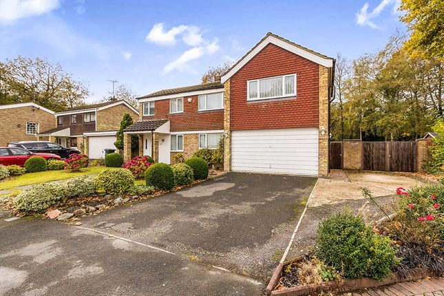 Thumbnail Detached house for sale in The Covert, Vigo, Gravesend