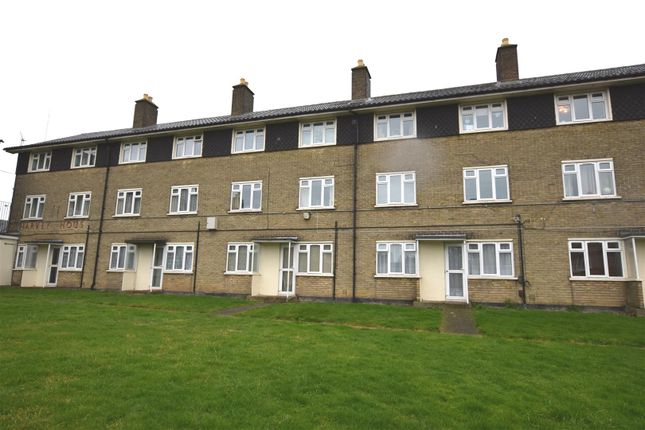 Thumbnail Maisonette for sale in Harvey House, Crabtree Avenue, Chadwell Heath, Romford