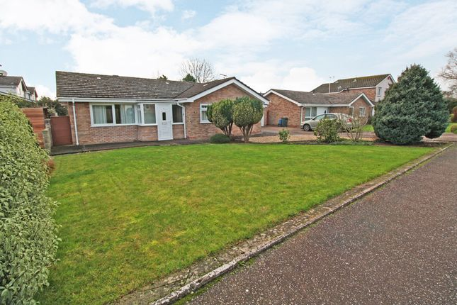3 bed detached bungalow for sale in Grindle Way, Clyst St. Mary, Exeter