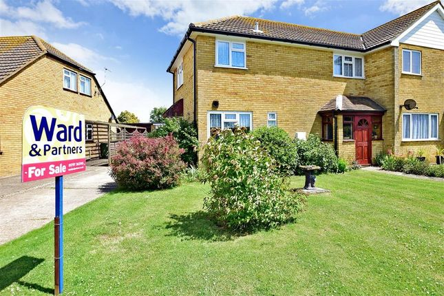 3 bed semi-detached house for sale in Seabourne Way, Dymchurch, Romney Marsh, Kent