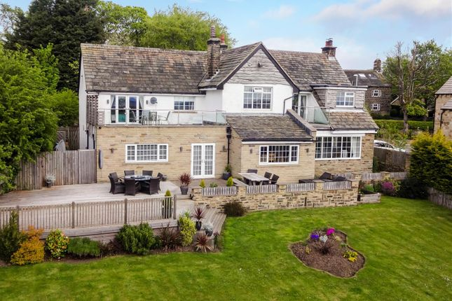 Thumbnail Detached house for sale in Weavers Fold, New Road Side, Rawdon, Leeds