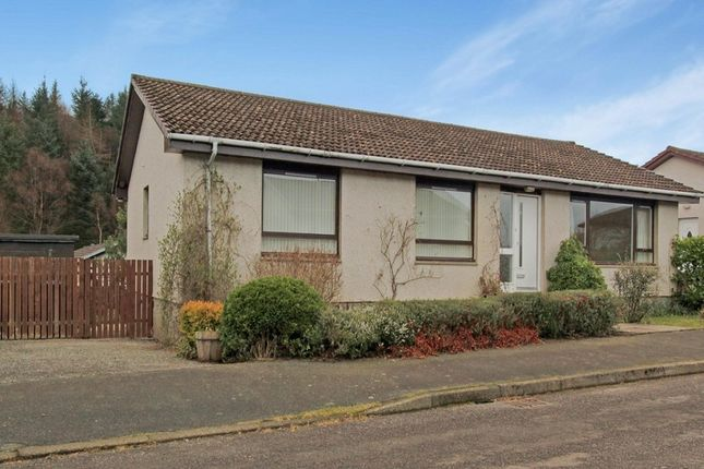 Thumbnail Detached bungalow for sale in Feochan Gardens, Oban
