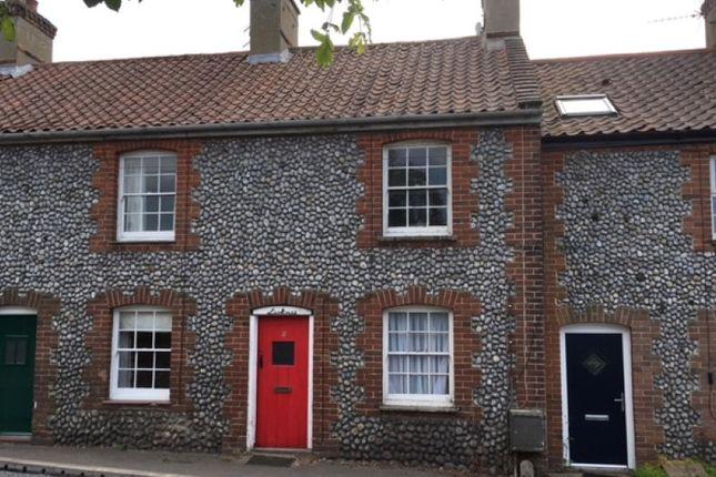 Thumbnail Cottage for sale in Larkrise, Sandy Lane, West Runton, Cromer, Norfolk