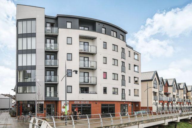 Thumbnail Flat for sale in Millennium Walk, Newport