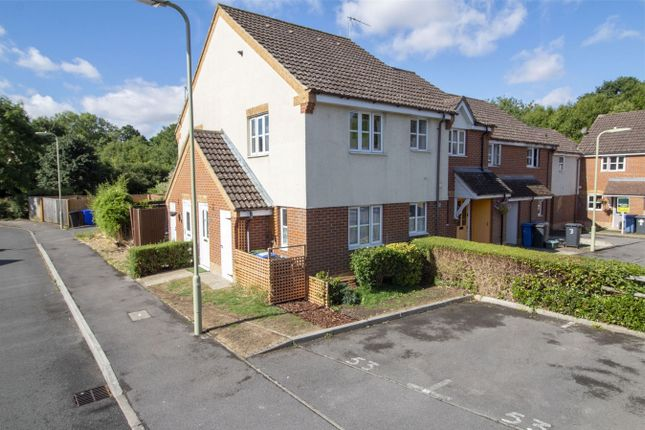 Thumbnail Property for sale in Browning Road, Church Crookham, Fleet