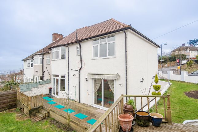 Thumbnail Semi-detached house for sale in Moordown, London