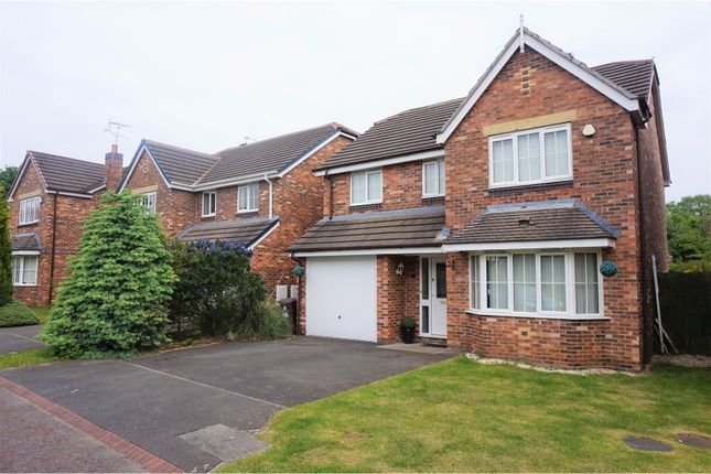 Thumbnail Detached house for sale in Hedingham Close, Liverpool