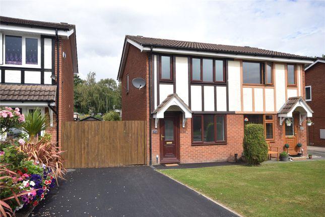 Thumbnail Semi-detached house for sale in Pavilion Court, Newtown, Powys