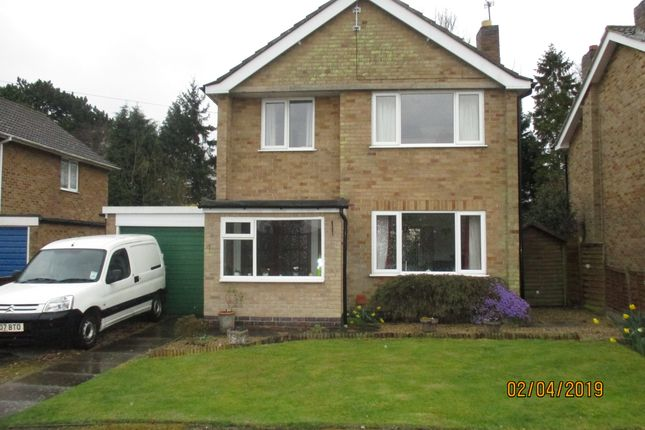 Thumbnail Detached house to rent in Fairfield Close, Langham