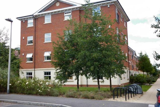 Thumbnail Flat to rent in Jago Court, Newbury, Berkshire