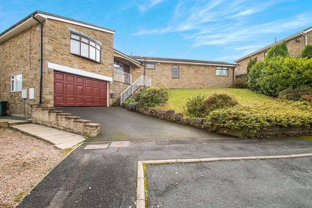 Thumbnail Bungalow for sale in South Bank Road, Batley, West Yorkshire