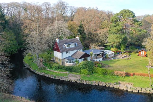 Thumbnail Detached house for sale in Bridge Lodge, Nether Auchendrane