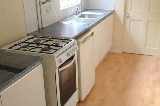 Thumbnail Terraced house to rent in Burnmoor Street, Leicester