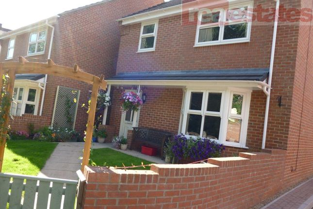 Thumbnail Detached house to rent in Sunnydene Meadows, Howden Le Wear, Crook
