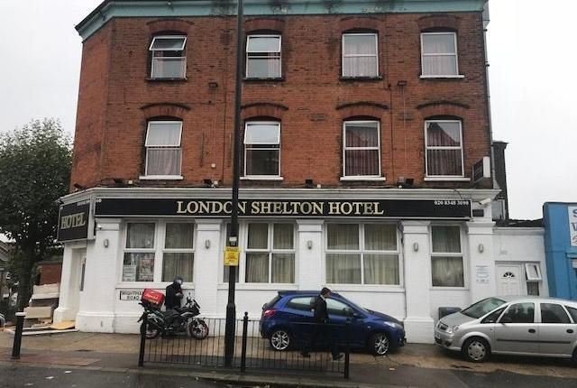 Thumbnail Hotel/guest house for sale in Wightman Road, London