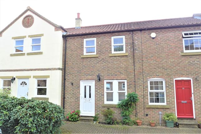 Thumbnail Terraced house to rent in Waterside, Ripon