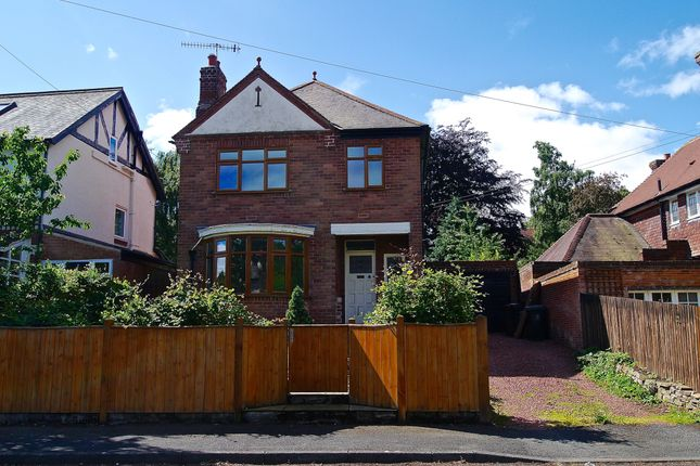 Thumbnail Detached house for sale in Elvaston Park Road, Hexham
