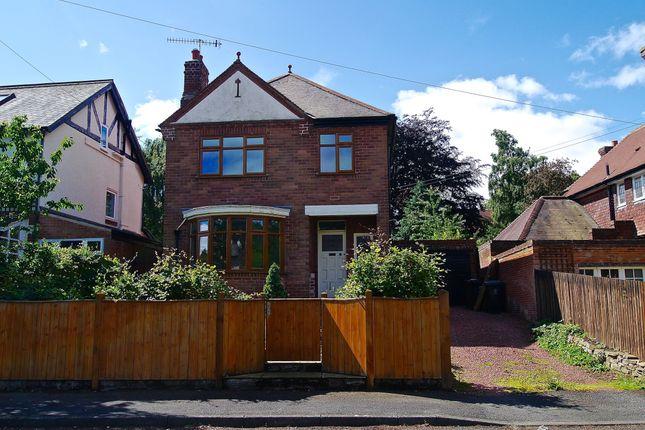 Detached house for sale in Elvaston Park Road, Hexham