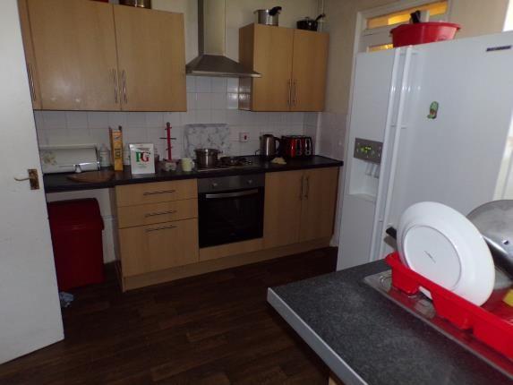Kitchen of Rivergreen, Clifton, Nottingham, Nottinghamshire NG11