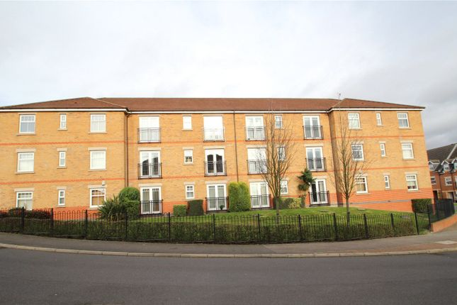 Thumbnail Flat to rent in Conisborough Way, Hemsworth