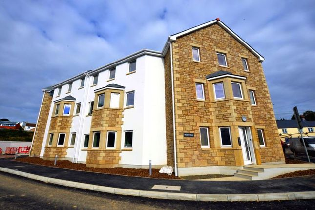 2 bed flat to rent in Western House, Eliot Gardens, St Austell PL25