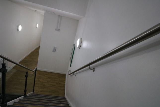 Stairway of London Road, Liverpool L3