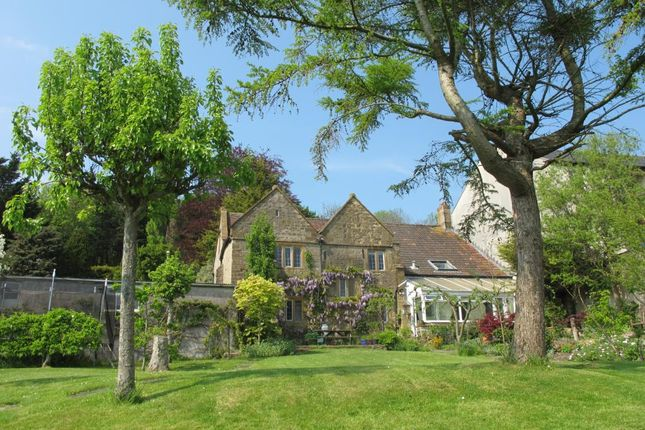 Thumbnail Link-detached house for sale in East Street, Crewkerne, Somerset