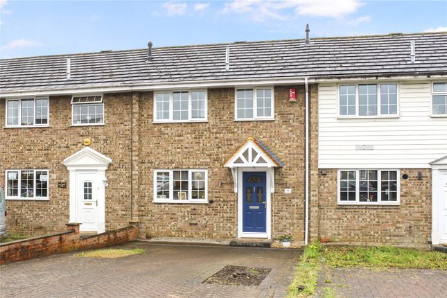 Terraced house for sale in Ash Lodge Close, Ash, Surrey