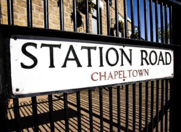 Station Rd of Sussex Road Apartments, Sussex Road, Chapel Town, Sheffield S35