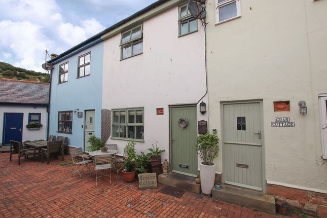 Thumbnail Cottage for sale in Chapel Yard, Staithes, Saltburn-By-The-Sea
