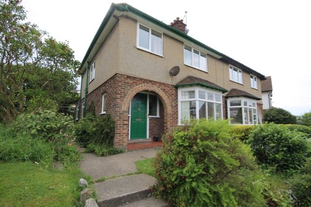 3 bed semi-detached house for sale in Scarborough Road, Filey