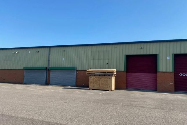 Thumbnail Industrial to let in Foreshore Road, Cardiff
