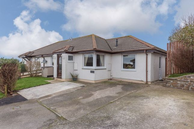 Thumbnail Bungalow for sale in Mount Pleasure, Beacon, Camborne