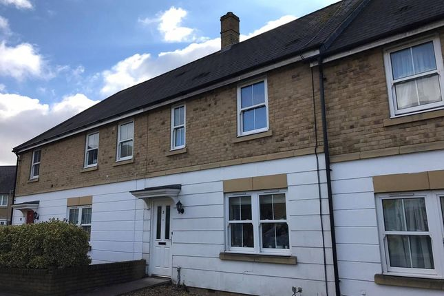 Thumbnail Terraced house for sale in Gresley Drive, Braintree