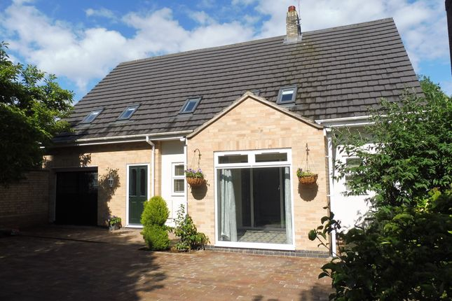 Thumbnail Detached house for sale in Harrowby Road, Grantham