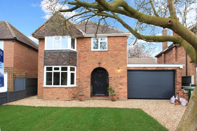 Thumbnail Detached house for sale in Merridale Crescent, Wellington, Telford
