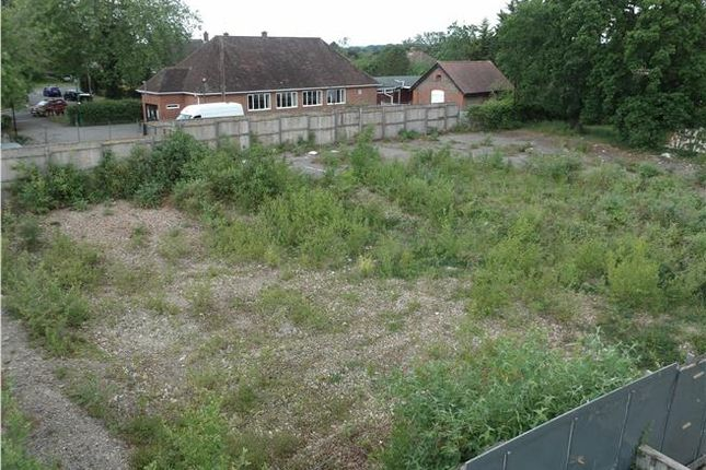 Thumbnail Land to let in Land At Portsmouth Road, 54 Portsmouth Road, Horndean, Hampshire