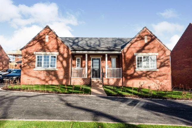 Thumbnail Detached bungalow for sale in Malvern Oaks, Cradley, Malvern