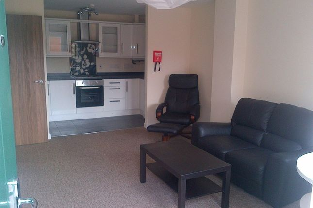 Thumbnail Flat to rent in Clarendon Mews, Coventry