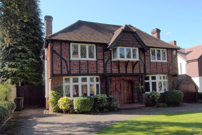 4 bed detached house for sale in Ewell Downs Road, Ewell