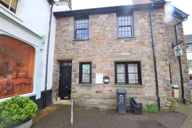 Thumbnail Flat to rent in The High Street, Dulverton, Somerset