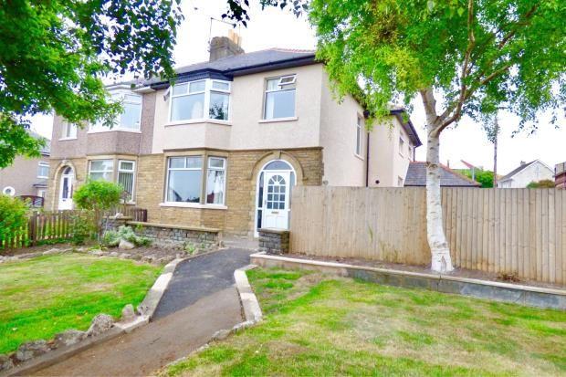 Thumbnail Semi-detached house for sale in Heysham Road, Heysham, Morecambe