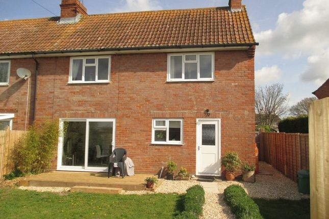 Thumbnail End terrace house for sale in West End, Marston Magna, Yeovil