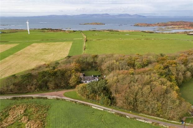 Thumbnail Detached house for sale in Isle Of Gigha