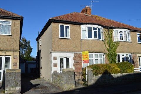 3 bed semi-detached house for sale in Addicott Road, Weston-Super-Mare