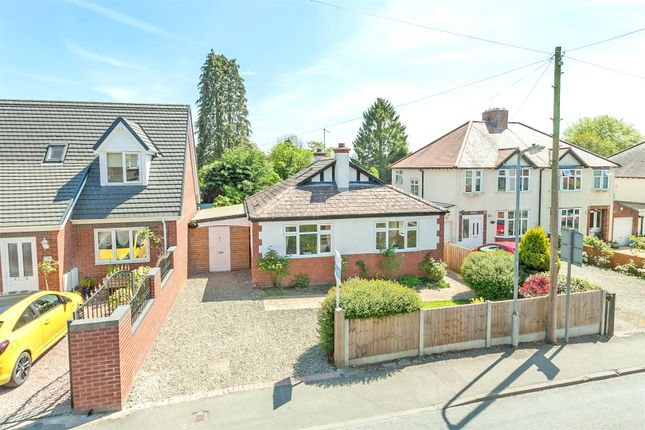 Thumbnail Detached bungalow to rent in Inverdene, Livesey Road, Ludlow