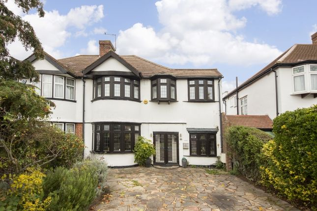 Thumbnail Semi-detached house for sale in Broad Walk, London
