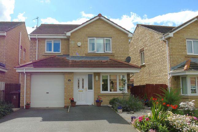Thumbnail Detached house for sale in Parkside Gardens, Widdrington, Morpeth