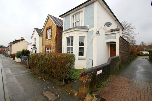 Thumbnail Detached house to rent in Doods Road, Reigate