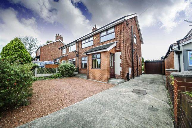 Thumbnail Semi-detached house for sale in Wood Lane, Heskin, Chorley, Lancashire